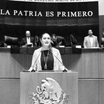 CONDENA PT ATENTADO CONTRA LA SENADORA CITLALLI HERNÁNDEZ
