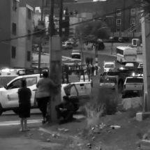POLICÍAS DE GUADALUPE SE ENFRENTAN Y ABATEN A SECUESTRADOR