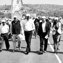 OBRAS ENTREGADAS BENEFICIAN A MILES EN VALPARAÍSO