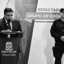 ZACATECAS, ENTRE LOS 6 ESTADOS CON MENOS INCIDENCIA DELICTIVA: SECRETARIO