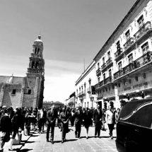 PUEBLO ZACATECANO DA EL ÚLTIMO ADIÓS AL MAESTRO RAFAEL CORONEL
