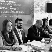 PERSPECTIVA DE GÉNERO DEBER SER UNA CONSTANTE, NO UNA ACCIÓN TRANSITORIA: DELEGADA