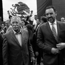 ISMAEL GUARDADO SE CONVIERTE EN HIJO PREDILECTO DE ZACATECAS