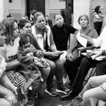 """""""NO, NO BUSCO LA FOTOGRAFÍA, BUSCO LA HONESTIDAD EN LA ENTREGA DE APOYOS"""": ULISES MEJÍA"""