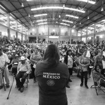 PENSIÓN PARA EL BIENESTAR LLEGA A ADULTOS MAYORES DE VALPARAÍSO