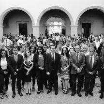GOBIERNOS Y SOCIEDAD SE INTEGRAN AL PLAN DE MANEJO DEL CENTRO HISTÓRICO