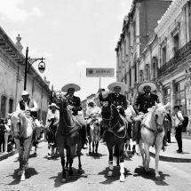 PARTICIPA ALCALDE EN FESTEJOS POR 105 ANIVERSARIO DE LA TOMA DE ZACATECAS