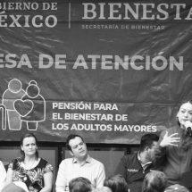 EL GOBIERNO DE MÉXICO SI CUMPLE, REITERA ALCALDE DE ZACATECAS
