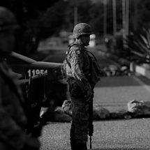 GUARDIA NACIONAL LLEGA A ZACATECAS, CONFIRMA COMANDANCIA MILITAR