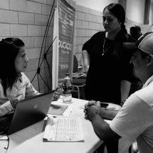 REALIZAN PAISANOS EN CHICAGO MIL TRÁMITES Y SERVICIOS, A TRAVÉS DE LA FERIA DIFERENTE BINACIONAL