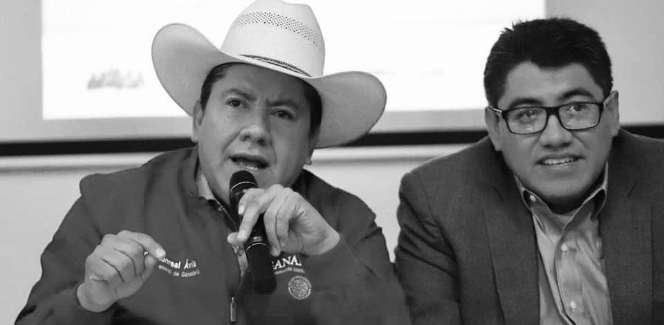ANUNCIA DAVID MONREAL PRIMERA EXPO FRESNILLO GANADERO