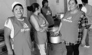 ABRE GOBIERNO DEL ESTADO COMEDOR PARA JORNALEROS EN RÍO FLORIDO