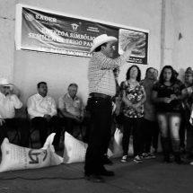 ENCABEZA DAVID MONREAL ENTREGA DE SEMILLA