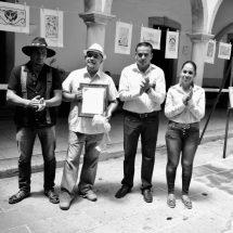 EL ARTISTA HOMERO GUTIÉRREZ PRESENTA SU OBRA EN VILLANUEVA