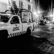 GUARDIA NACIONAL  REFUERZA RONDINES DE VIGILANCIA NOCTURNA