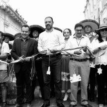 INICIA LA FIESTA DEL FOLCLOR EN ZACATECAS