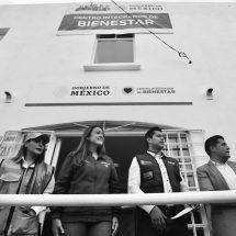 APERTURAN  EL 1er CENTRO INTEGRADOR DE BIENESTAR EN LA REGION DE GUADALUPE