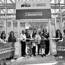 ABREN DOS NUEVOS CENTROS DE BIENESTAR EN ZACATECAS Y CONCEPCIÓN