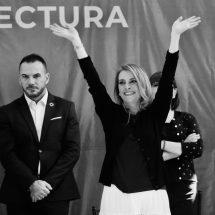 BEATRIZ GUTIÉRREZ MULLER INAUGURA EL FANDANGO POR LA LECTURA EN JEREZ