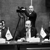 ASISTE FISCAL DE JUSTICIA DE ZACATECAS A REUNIÓN ENTRE CONAGO-FGR-