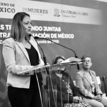 POLÍTICAS INCLUYENTES TRANSFORMARÁN A MÉXICO: VERÓNICA DIAZ