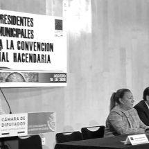 CFE, IMSS Y LAUDOS AHORCAN A LOS MUNICIPIOS ZACATECANOS: MIGUEL TORRES