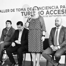 GOBIERNO DEL ESTADO IMPULSA EL TURISMO INCLUSIVO
