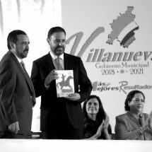 CON MÁS Y MEJORES RESULTADOS, VILLANUEVA AVANZA: MIGUEL TORRES