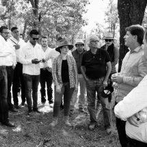 ANALIZA CONAFOR PROPUESTA DE HACER ÁREA NATURAL PROTEGIDA A MONTE ESCOBEDO: GABY PINEDO