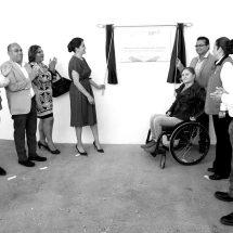 PONEN EN MARCHA LA UNIDAD BÁSICA DE REHABILITACIÓN EN ENRIQUE ESTRADA