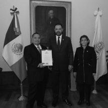 FELIPE RAMÍREZ Y OTILIO RIVERA A LA SEC, OMAR ACUÑA AL DIF Y BENITO JUÁREZ AL ITSJ