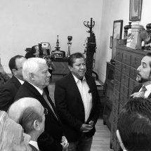 VÍCTOR VILLALOBOS Y DAVID MONREAL SE REÚNEN CON FEDERACIÓN DE VETERINARIOS DE MÉXICO