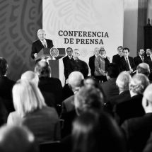 EL PRESIDENTE ANDRÉS MANUEL E INICIATIVA PRIVADA ANUNCIA INVERSIÓN POR 859 MIL MILLONES DE PESOS