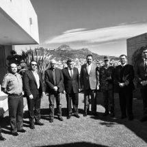 PIDE TELLO AL GCL TRABAJO COORDINADO CON LA FEDERACIÓN EN MATERIA DE SEGURIDAD