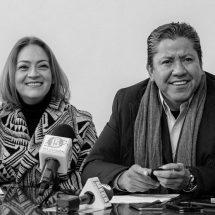ESTE AÑO SE CONSOLIDARÁ LA TRANSFORMACION Y BIENESTAR EN ZACATECAS: DAVID MONREAL