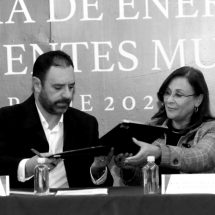 PACTAN ROCÍO NAHLE Y ALEJANDRO TELLO DESARROLLO DE ENERGÍA EN ZACATECAS