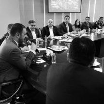 EN SEGURIDAD, NO CABEN LAS PREFERENCIAS POLÍTICAS: ALEJANDRO TELLO