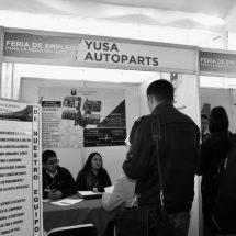 30 EMPRESAS OFRECEN 600 VACANTES EN FERIA DEL EMPLEO