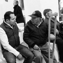 PENSIONADOS DEL ISSSTEZAC RECIBIERON SU PAGO DE FEBRERO