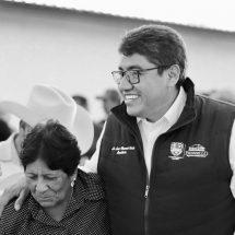 ENTREGAN OBRAS DE DRENAJE Y PAVIMENTACIÓN EN EL RINCÓN DE LA FLORIDA, FRESNILLO