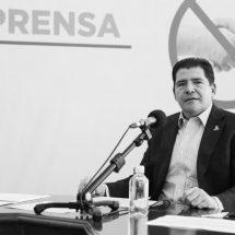 SUSPENDE ACTIVIDADES 90 POR CIENTO DE GOBIERNO ESTATAL