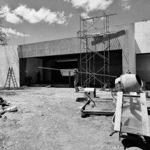 CONTINÚA LA  CONSTRUCCIÓN DE LA UNIDAD DE REHABILITACIÓN EN VILLANUEVA