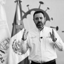 🔴 ZACATECAS REFUERZA MEDIDAS PARA AFRONTAR PROPAGACIÓN DE COVID-19