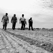 🔵 SUPERVISA ALCALDE RECONSTRUCCION DEL CAMINO EL CUERVO-LOS ROSALES