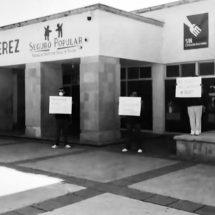 🔴 TRUENA PERSONAL DE ENFERMERÍA CONTRA VIOLACIONES LABORALES, AHORA EN JEREZ