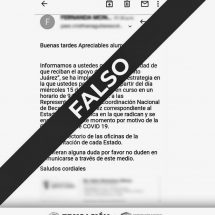 🔴 INSTRUMENTAN CAMPAÑA FALSA EN CONTRA DE ENTREGA DE BECAS BENITO JUÁREZ