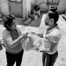 ✳️ ENTREGAN APOYOS A FAMILIAS VULNERABLES DE FRESNILLO
