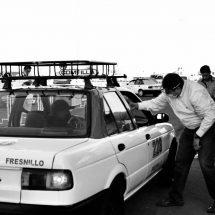 🔵 ENTREGAN APOYOS ALIMENTARIOS A 200 TAXISTAS DE FRESNILLO