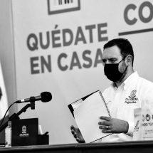 ◾️ANUNCIA TELLO LINEAMIENTOS SANITARIOS PARA INICIAR FASE DE NUEVA REALIDAD EN ZACATECAS
