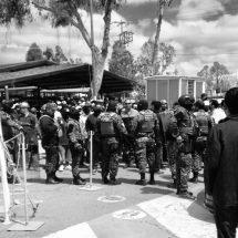 """🔴 REPLEGADOS Y SIN INTERVENIR, SSP ASEGURA """"CONTROLAR"""" RIÑA DE MINEROS"""